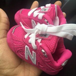 Newborn New Balance